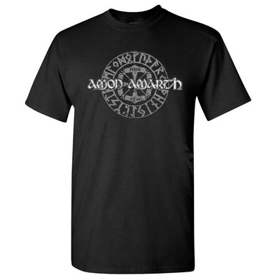 AMON AMARTH Rune Circle T-Shirt