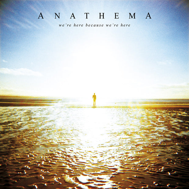 ANATHEMA We're Here Because We're Here CD