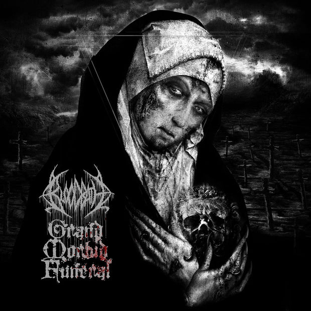BLOODBATH Grand Morbid Funeral CD