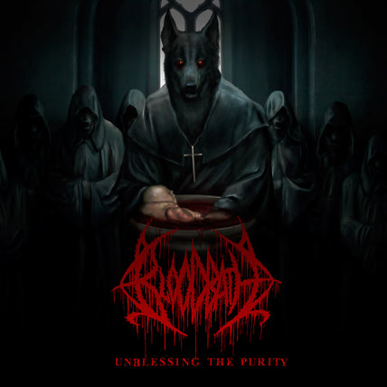 BLOODBATH Unblessing The Purity Vinyl