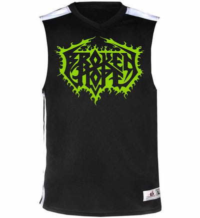BROKEN HOPE Logo Basketball Jersey