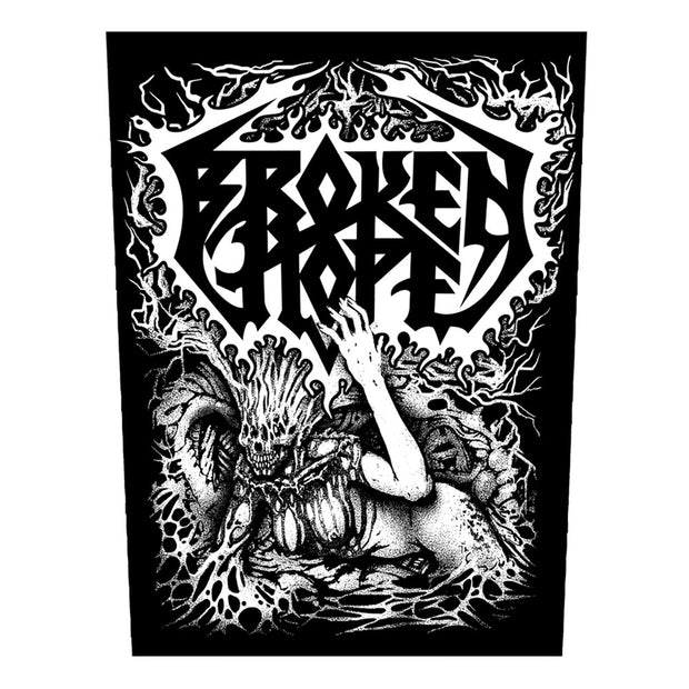 BROKEN HOPE Bowels Bitch Back Patch