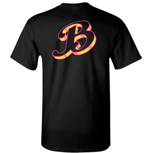 BELLY Bees T-Shirt - Black