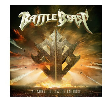BATTLE BEAST No More Hollywood Endings Sticker