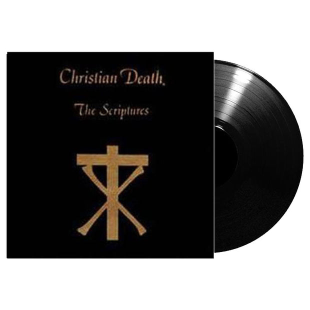 "CHRISTIAN DEATH Scripture 12"" Vinyl"