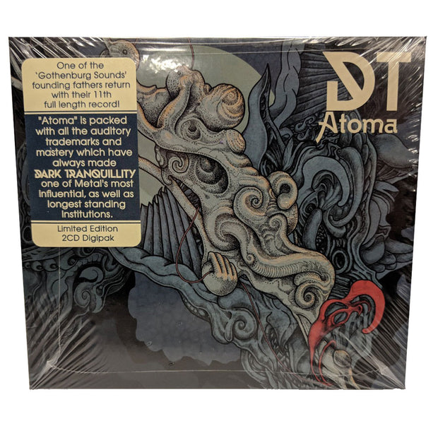 DARK TRANQUILLITY Atoma 2 CD Digipak