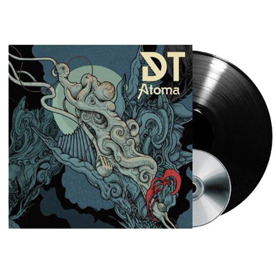 DARK TRANQUILLITY Atoma CD & LP
