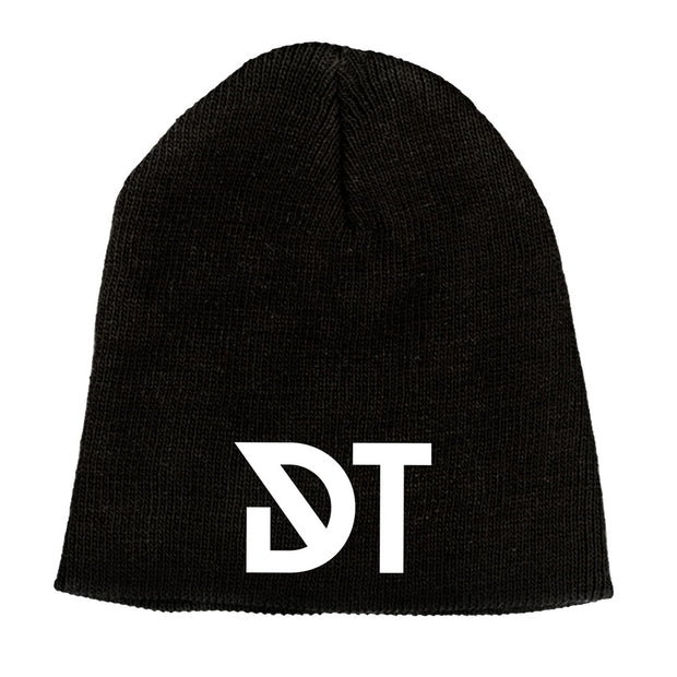 "DARK TRANQUILLITY Embroidered DT Logo 9"" Beanie"