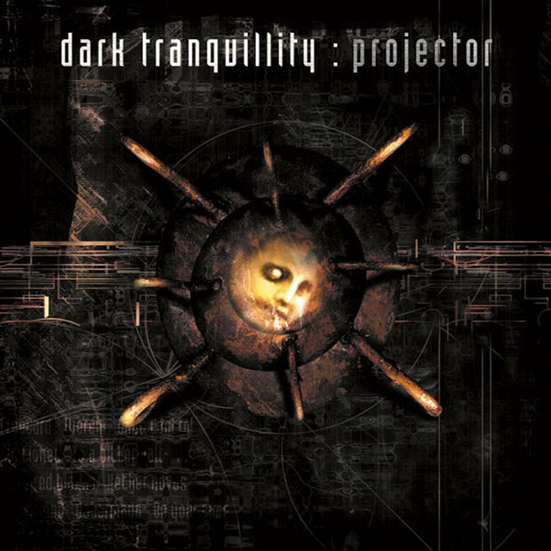 DARK TRANQUILLITY Projector CD