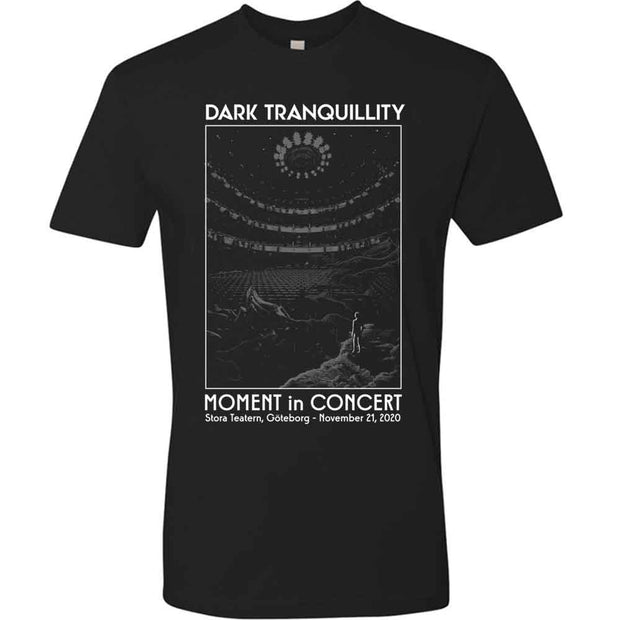 DARK TRANQUILLITY Moment in Concert T-Shirt