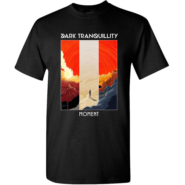 DARK TRANQUILLITY Moment Cover T-Shirt