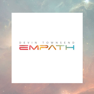 DEVIN TOWNSEND Empath 2 CD Jewelcase