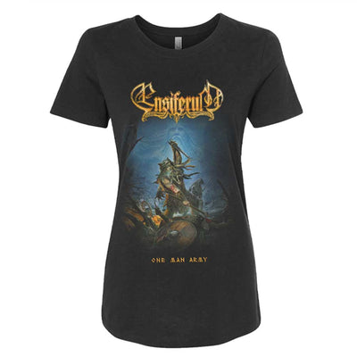 ENSIFERUM One Woman Army Ladies T-Shirt