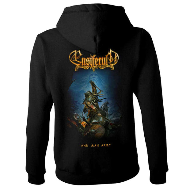 ENSIFERUM One Woman Army Zip Hoodie
