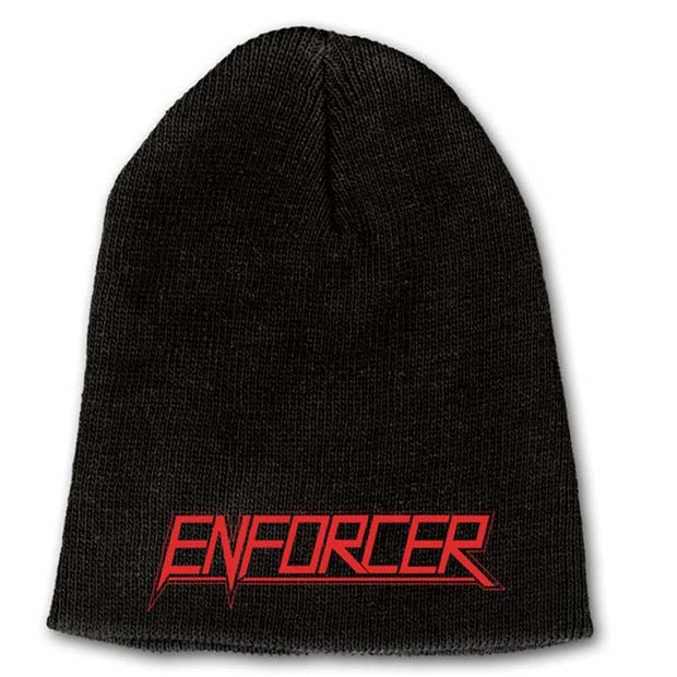 ENFORCER Logo 9in Beanie