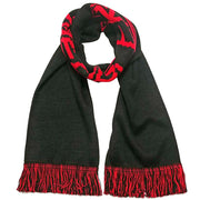 ENFORCER Red Logo Scarf