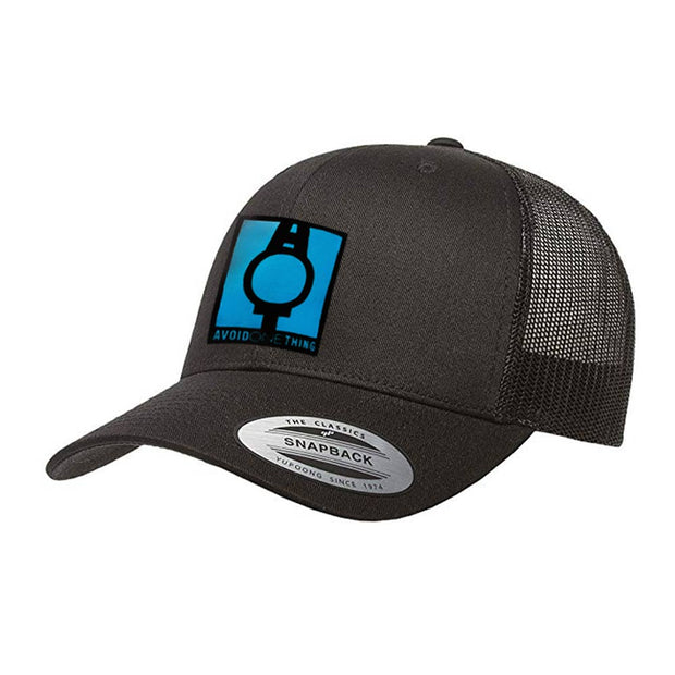 AVOID ONE THING Logo Ball Cap - Snapback