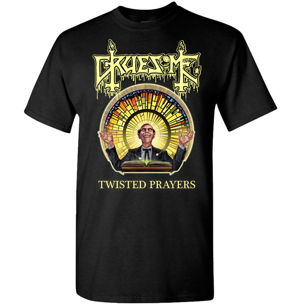 GRUESOME Twisted Prayers T-Shirt