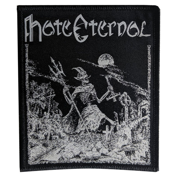 HATE ETERNAL Thorncross Patch
