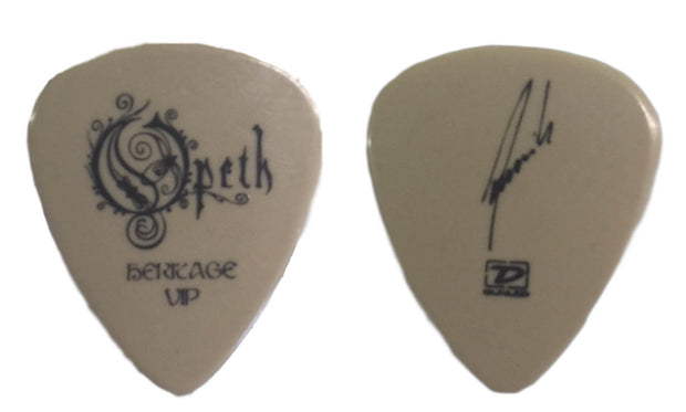 OPETH Heritage VIP Tan Guitar Pick