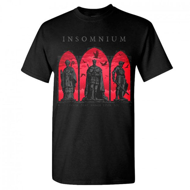 INSOMNIUM Doom Hangs Tour 2020 T-Shirt