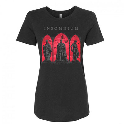 INSOMNIUM Doom Hangs Tour 2020 Ladies T-Shirt