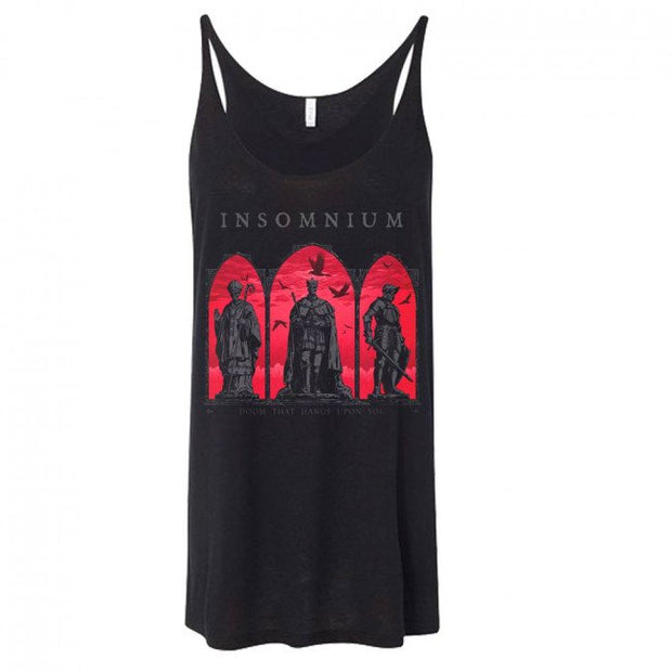 INSOMNIUM Doom Hangs Tour 2020 Ladies Tank