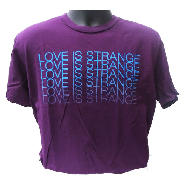 JACKSON BROWNE Love Is Strange - 2010 Tour T-Shirt
