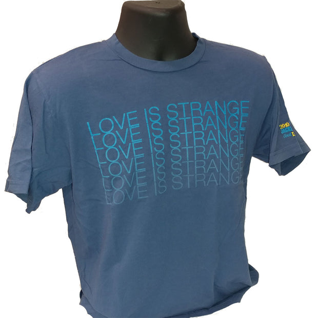 JACKSON BROWNE 2010 Love Is Strange T-Shirt