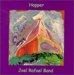 JOEL RAFAEL Hopper CD