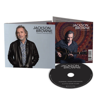 JACKSON BROWNE A Little To Soon To Say - EP CD