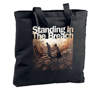 JACKSON BROWNE Standing In The Breach Tote (Canvas)