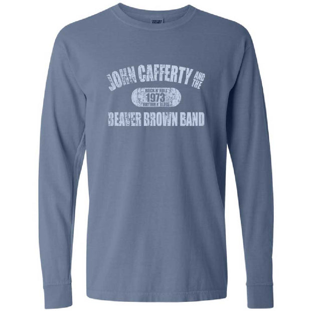 JOHN CAFFERTY 1973 Rhythm and Blues Longsleeve