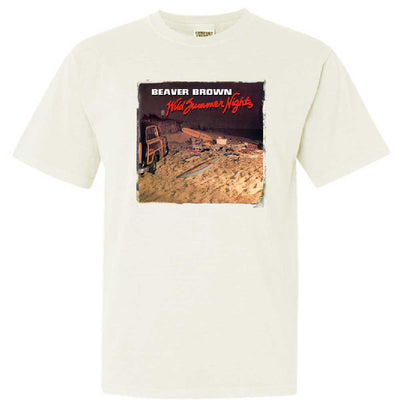 JOHN CAFFERTY Wild Summer Nights T-Shirt
