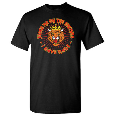 NOVELTEE Tiger King Enemies T-Shirt