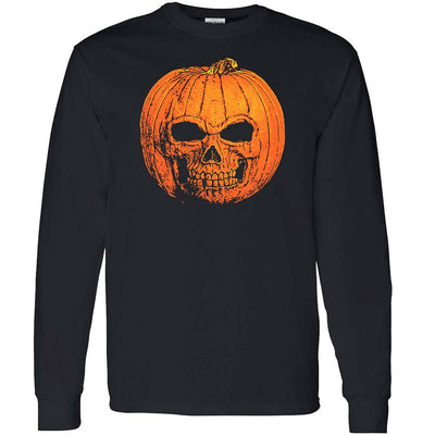 NOVELTEE Pumpkin Head Longsleeve