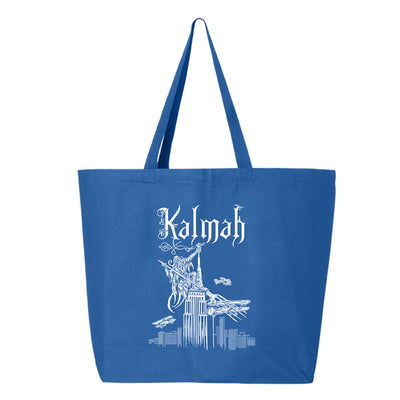 KALMAH Swamp To Victory Tour Royal Tote