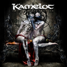 KAMELOT Poetry For The Poisoned CD