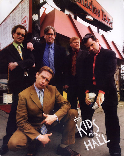 KIDS IN THE HALL Macho Taco - 8x10