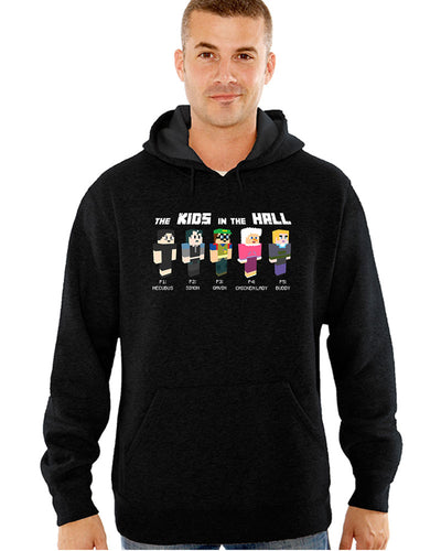 KIDS IN THE HALL Avatar Pullover Hoodie
