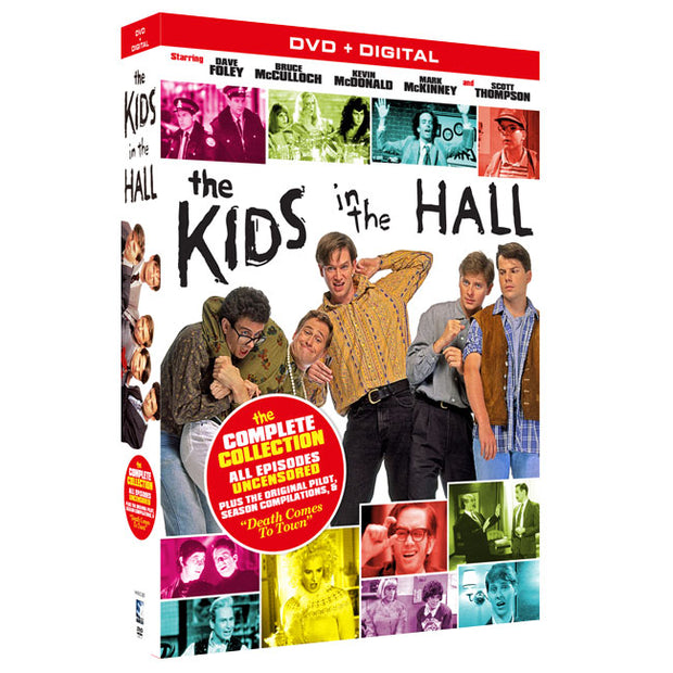 KIDS IN THE HALL The Complete Collection Plus A Digital Copy