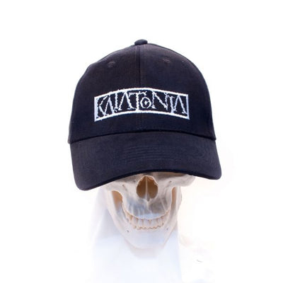 KATATONIA Embroidered Logo Cap