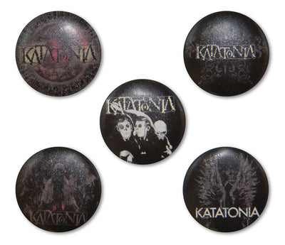 KATATONIA Night is the New Day - Button Sets