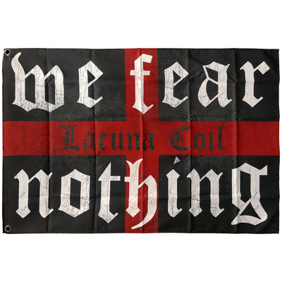 LACUNA COIL We Fear Nothing Poster Flag