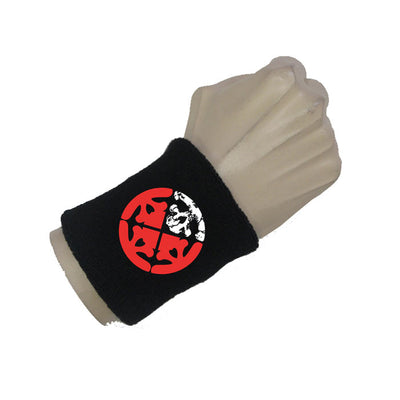 LIFE OF AGONY Embroidered Wristband
