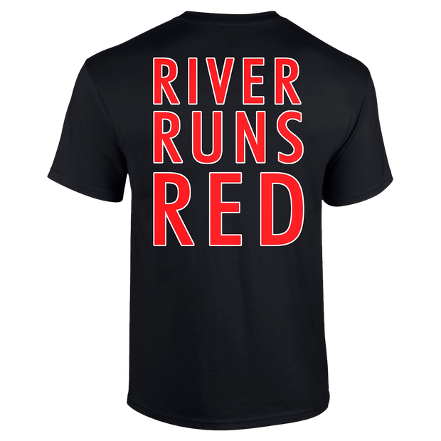 LIFE OF AGONY River Runs Red T-Shirt