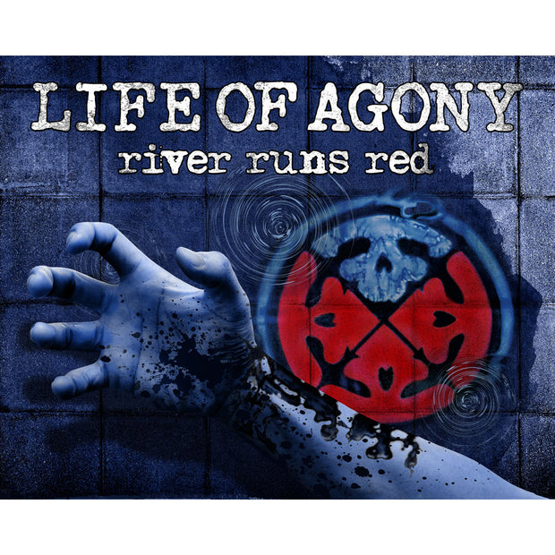 LIFE OF AGONY River Runs Red Puzzle
