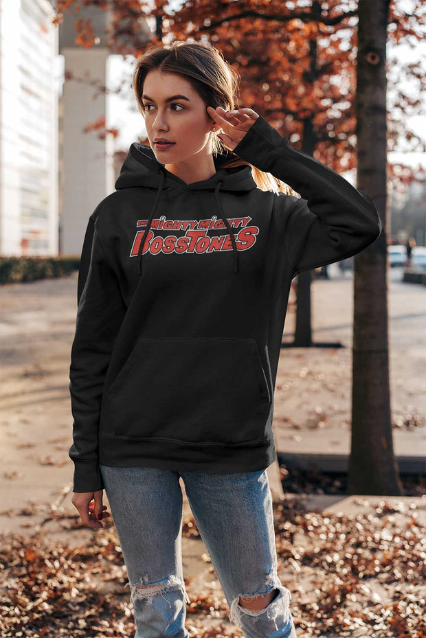 MIGHTY MIGHTY BOSSTONES Logo Pullover Hoodie