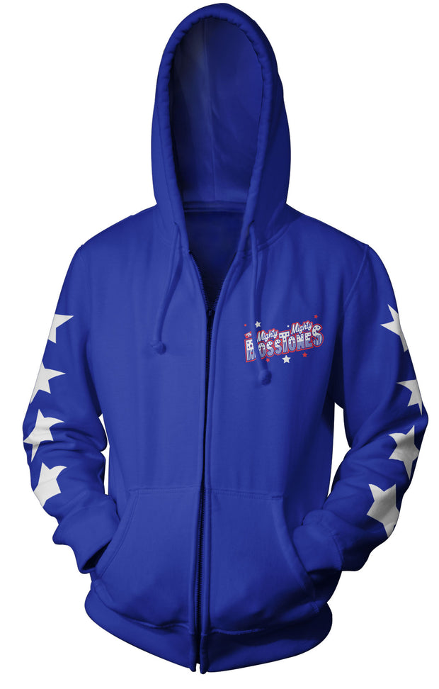 MIGHTY MIGHTY BOSSTONES Devel Knieval Zip Hoodie