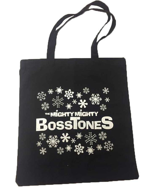 THE MIGHTY MIGHTY BOSSTONES Snowflakes Tote